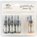Tattered Angels 1 oz. Glimmer Mist Starter Kit, Bright