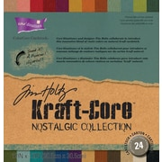 Darice® Core'dinations Kraft Core Cardstock By Tim Holtz, 12 x 12, 24/Pack
