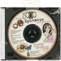 Hot Off The Press Ephemera Art CD With 5,000 Art Pieces