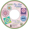 Hot Off The Press Tea Bag Folding CD, 2600 Images