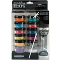 Splash Of Color Twinkling H20's Shimmering Ultimate Watercolor Kit, Carnivale