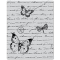 Hero Arts® 4 3/4in. x 5 3/4in. Cling Stamp, Antique Background