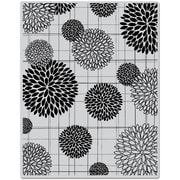 Hero Arts® 4 3/4 x 5 3/4 Cling Stamp, Flower Bursts Pattern