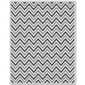 Hero Arts® 4 3/4in. x 5 3/4in. Cling Stamp, Zig Zag