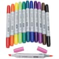 Copic® Marker 12 Piece Ciao Basic Dual Tip