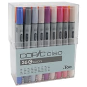 Copic® Marker 36 Piece Set C Ciao Markers Set