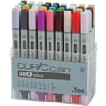 Copic® Marker 36 Piece Set E Ciao Markers Set