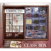 Cousin® Gold and Copper Earrings Jewelry Basics Class in a Box Kit