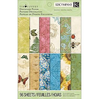 K&Company™ Foliage Designer Paper Pad, A6
