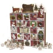 Karen Foster 3D Countdown Calendar With 25 Drawers