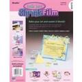 Grafix® 8 1/2in. x 11in. Ink Jet Shrink Film, White, 6/Pack
