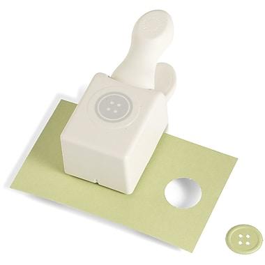 Martha Stewart Crafts® Medium Double Punch, Button, 1