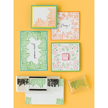 Martha Stewart Crafts® Stamp Around the Page Starter Set