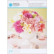 Martha Stewart Vintage Girl Tissue Paper Flower Bouquet Kit