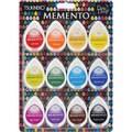 Tsukineko® Memento Dew Drop Dye Inkpads