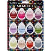 Tsukineko® Memento Dew Drop Dye Inkpad, Sorbet Scoops