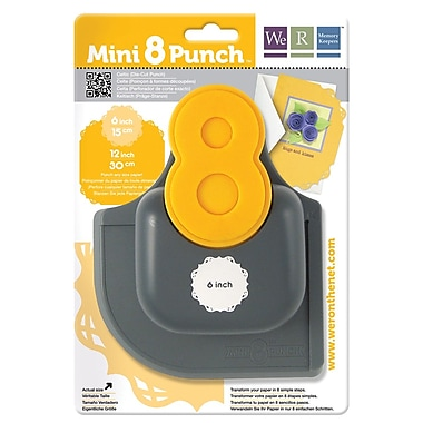 We R Memory Keepers Mini 8 Punches