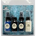 Tattered Angels Naturally Aged Precious Stone Paint System Kits, Turquoise