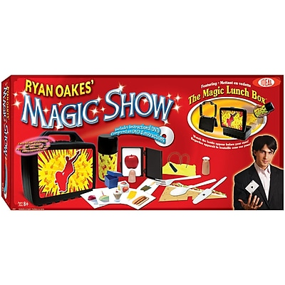 Poof Slinky Ryan Oakes' Magic Box Set With DVD 299520