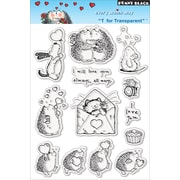 "Penny Black® 5"" x 7 1/2"" Clear Stamp, Every Which Way"