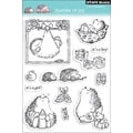 Penny Black® 5in. x 7 1/2in. Clear Stamp, Bundle Of Joy