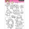 Penny Black® 5in. x 7 1/2in. Clear Stamp, Big Wish