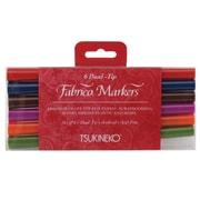 Tsukineko® Fabrico® 6 Piece Landscape Dual Tip Markers Set