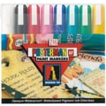 Zig Posterman 8 Piece Medium Tip Markers Set