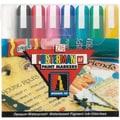 Zig Posterman 8 Piece Medium Tip Markers Set