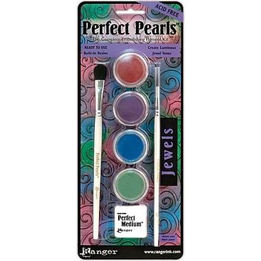 Ranger Perfect Pearls™ Pigment Powder Kits, Jewels