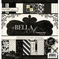Diecuts With A View® Bella Armoire Paper Stack, 12in. x 12in., 48/Pack