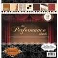 Diecuts With A View® Performance Paper Stack, 12in. x 12in., 42/Pack