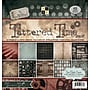 Diecuts With A View® Tattered Time Paper Stack,