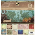 Diecuts With A View® Once Upon A Time II Paper Stack, 12in. x 12in., 48/Pack