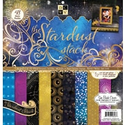 "Diecuts With A View® Stardust Paper Stack, 12"" x 12"", 48/Pack"