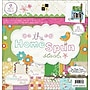 Diecuts With A View® Homespun Paper Stack, 12