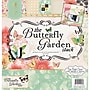 Diecuts With A View Butterfly Garden Paper Stack,