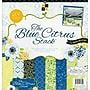 Diecuts With A View® Blue Citrus Paper Stack,