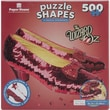 Paper House 17in. x 23in. Jigsaw Shaped Puzzle, in.Oz Ruby Slippersin.