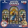 Paper House 17 x 23 Jigsaw Shaped Puzzle,