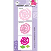 """Quilled Creations Quilling Dies, """"Blooming Roses"""""""