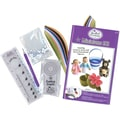 Quilled Creations Quilling Kit, in.Miniatures 101in.
