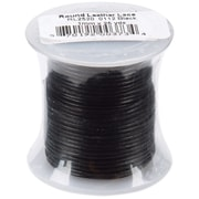 Silver Creek® Round 1mm 25yd Leather Laces