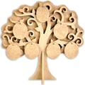 Kaisercraft Beyond The Page MDF 11 1/2in. x 11 7/8in. Family Tree, Beige