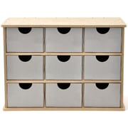 "Kaisercraft Beyond The Page MDF 13"" x 9 1/2"" x 4 3/4"" Storage Drawers"