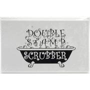 """Stewart Superior 5"""" x 71/2"""" x 3/4"""" Double Stamp Scrubber"""