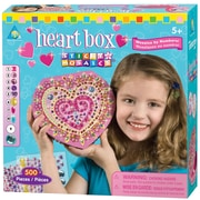 Orb Factory Heart Sticky Mosaics Box Kit
