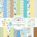 Doodlebug Snips & Snails Paper Pack, 12in. x 12in.,  3/Pack