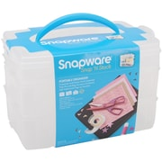 Snapware Snap 'n Stack Craft Organizer Medium Rectangle