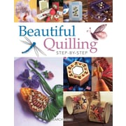 "Search Press Books ""Beautiful Quilling Step-By-Step"""